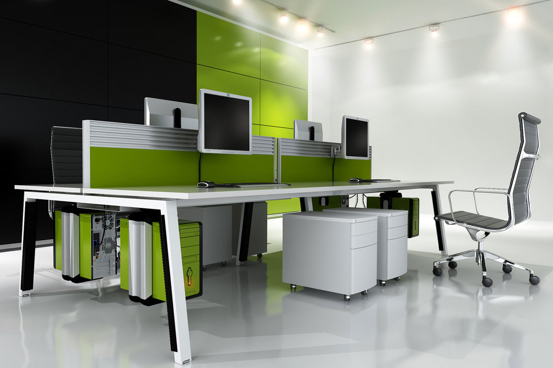 Choose modern office furniture for your workplace for Furniture 101